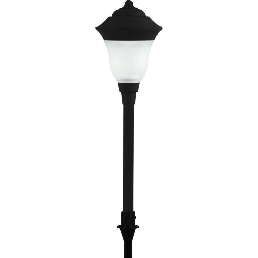 Progress Lighting 1.5-Watt Black Low Voltage Plug-In LED Path Light
