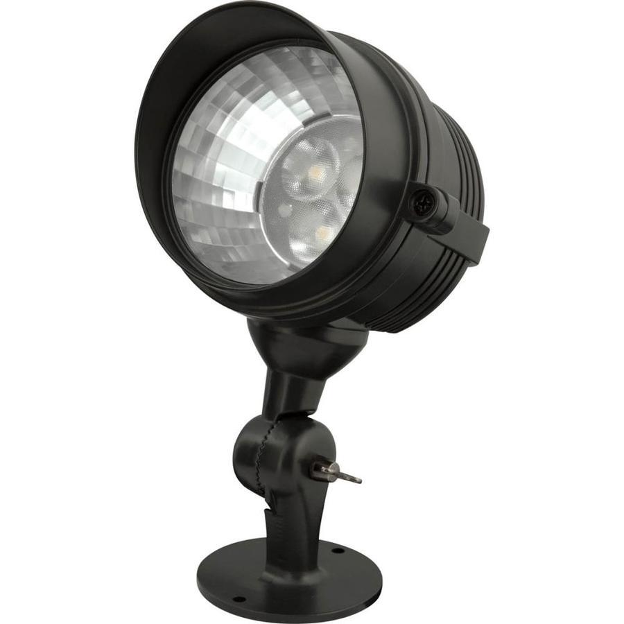 Progress Lighting Black Low Voltage 3-Watt (20W Equivalent) LED Spot Light