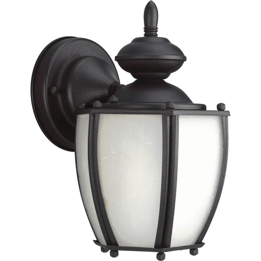 Shop Progress Lighting Roman Coach H Black Outdoor