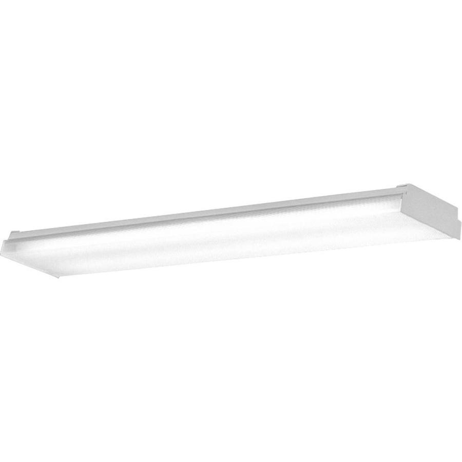 Progress Lighting Wrap Shop Light (Common: 1.5-ft; Actual: 48-in x 7.75-in)