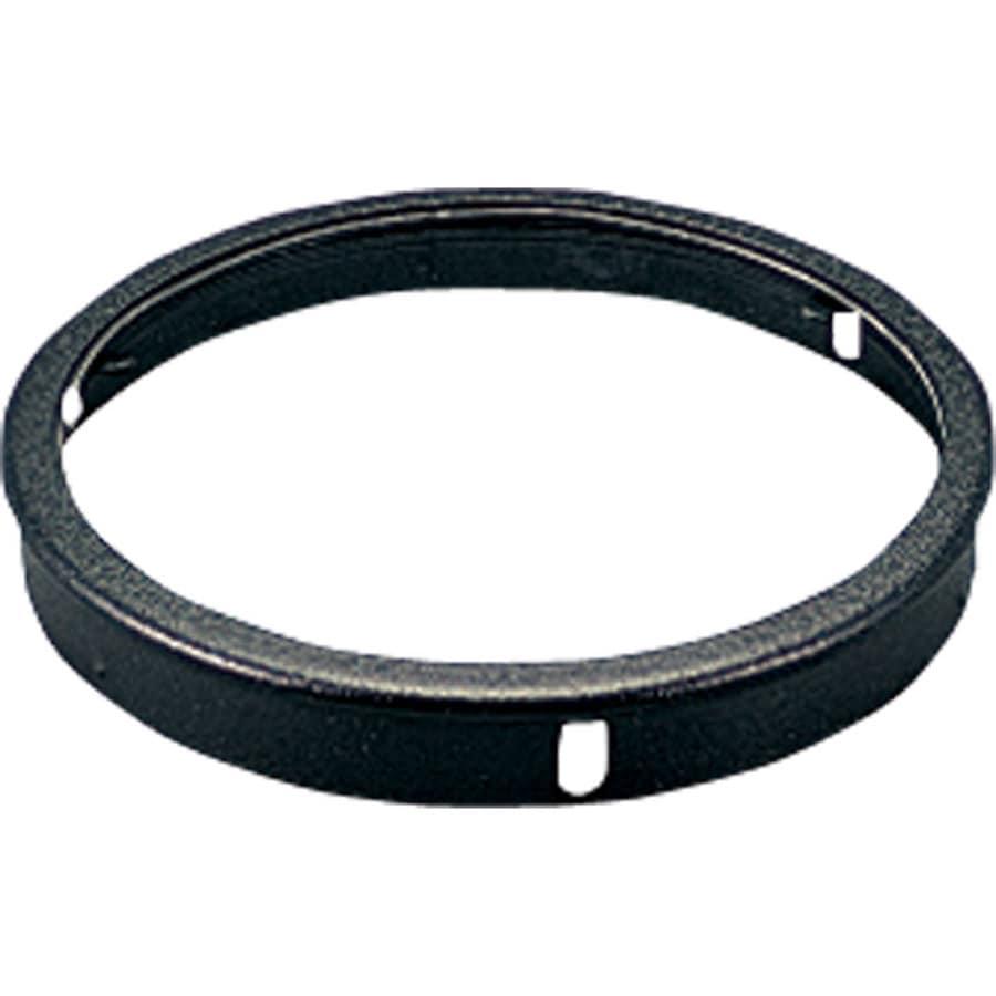 Progress Lighting 5-in x 5-in Clear Black Outdoor Wall Light Lens