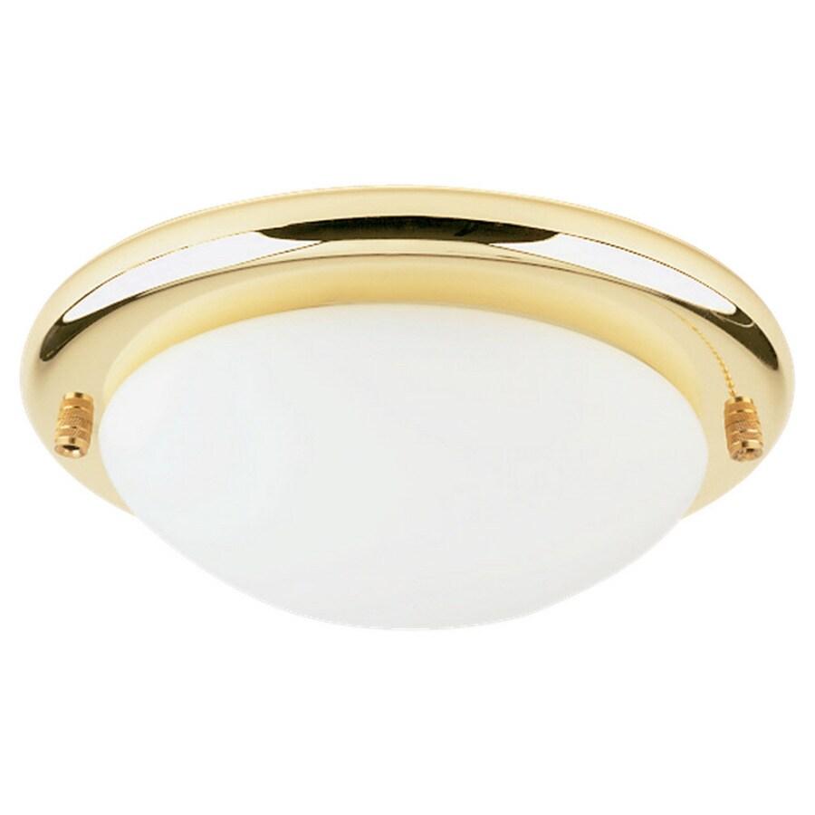 Sea Gull Lighting Polished Brass Finish Ceiling Fan Light Kit