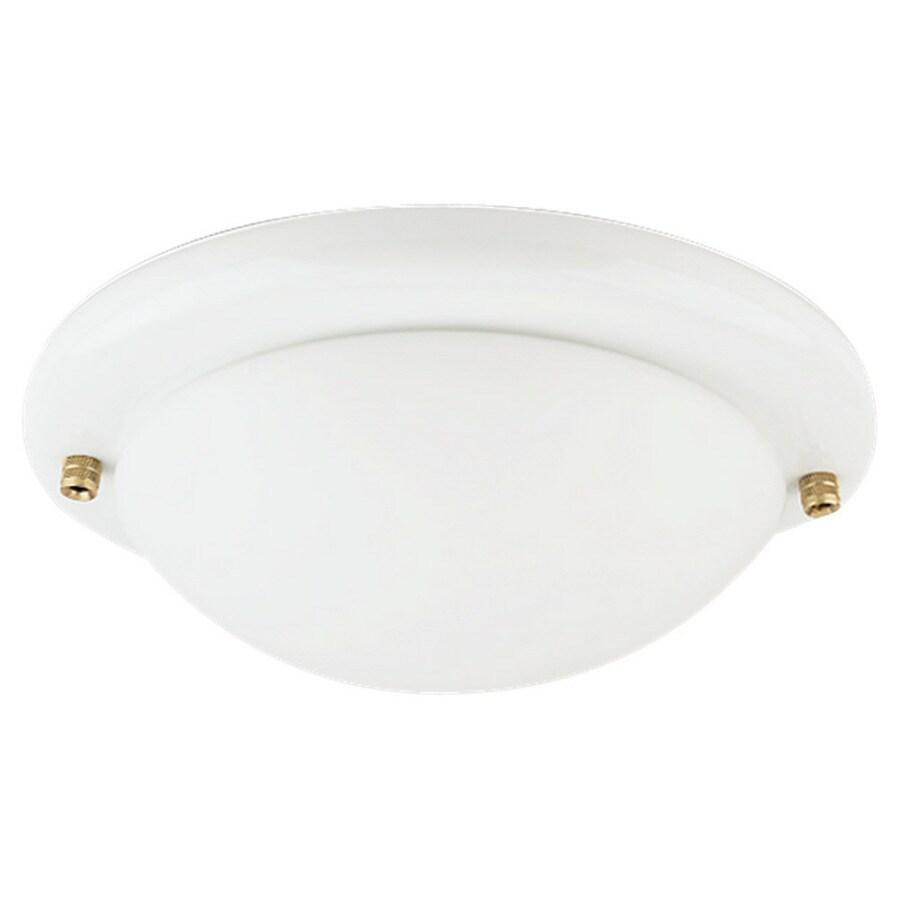 Sea Gull Lighting White Finish Ceiling Fan Light Kit