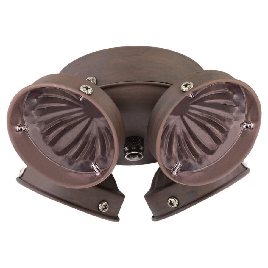 Sea Gull Lighting Olde Iron Finish Ceiling Fan Light Kit
