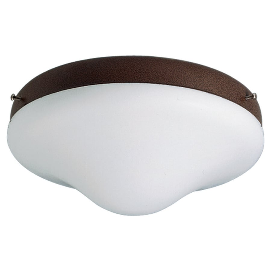 Sea Gull Lighting Bronze Powdercoat Finish Ceiling Fan Light Kit