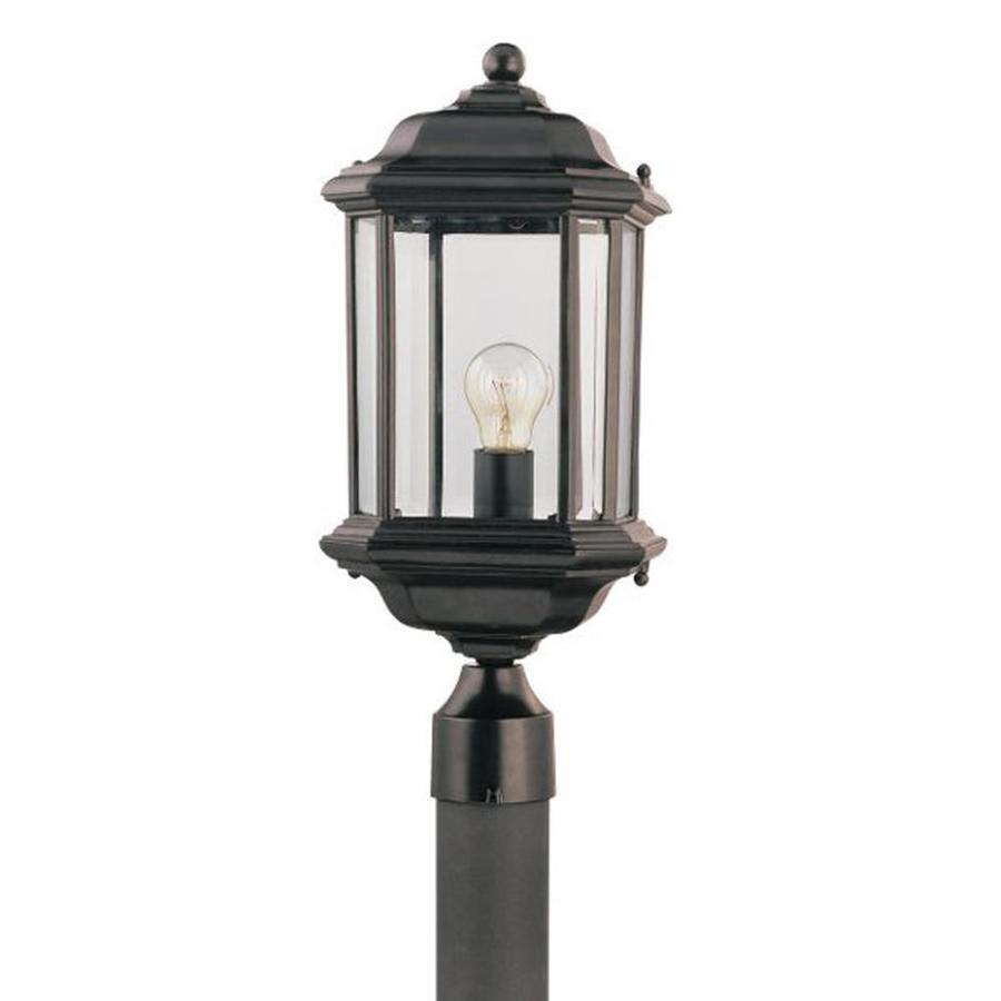 Sea Gull Lighting Kent Outdoor Post Lantern