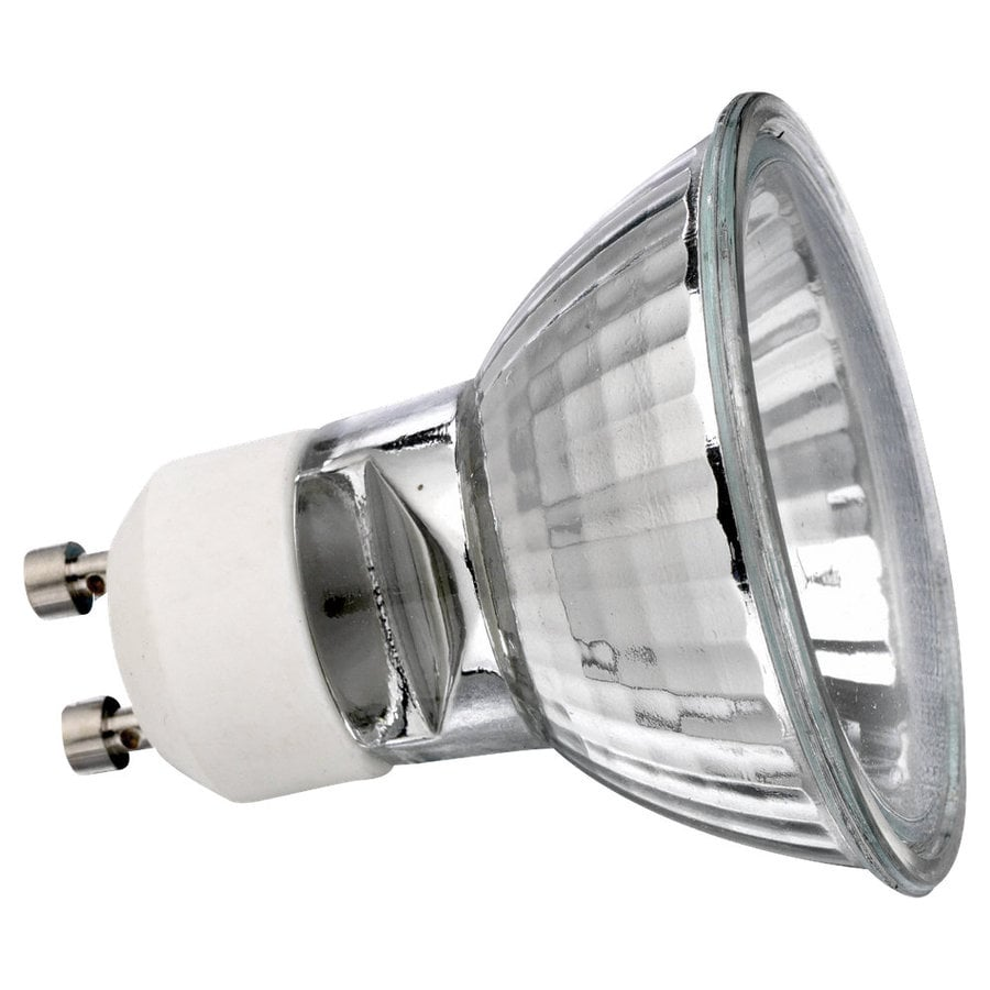Sea Gull Lighting 20-Watt MR16 Plug-in Base Soft White Outdoor Decorative Halogen Light Bulb
