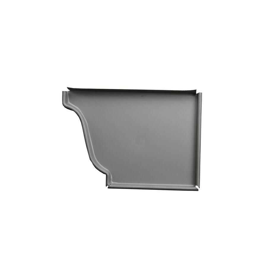 Spectra Metal K Style Right Gutter End Cap