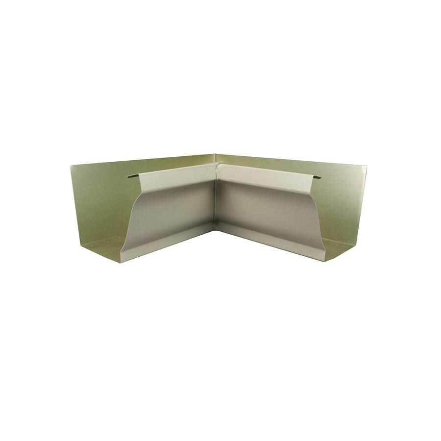 Spectra 5-in x 7.25-in K Style Gutter Inside Corner