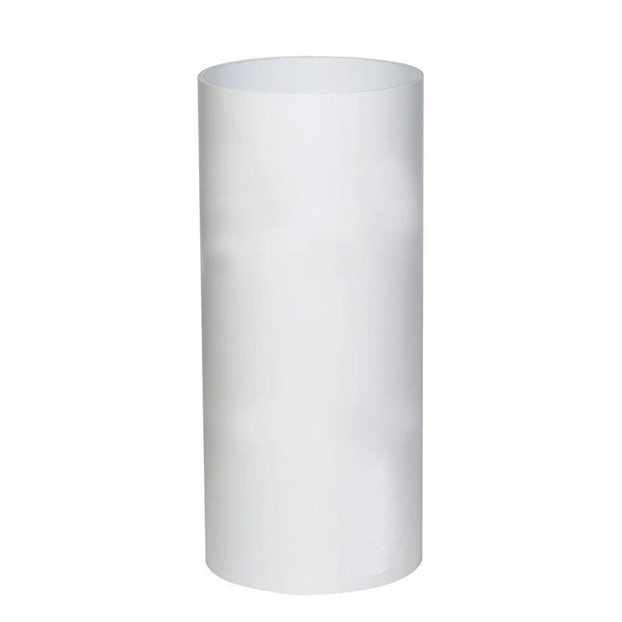 Spectra 24-in x Actual Length Smooth Bright White Trim Coil Trim Coil Metal Siding Trim