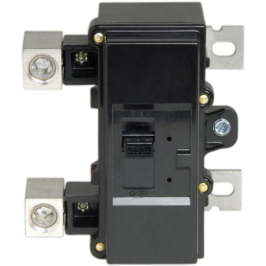Square D QO 150-Amp 2-Pole Circuit Breaker