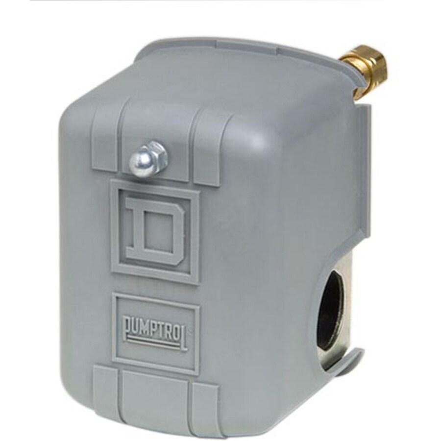 shop square d plastic cover on metal base pressure switch at. Black Bedroom Furniture Sets. Home Design Ideas