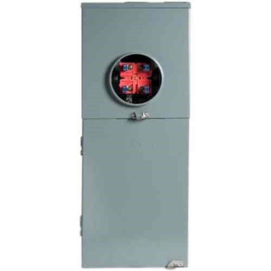 Square D 40-Circuit 20-Space 200-Amp Main Breaker Load Center