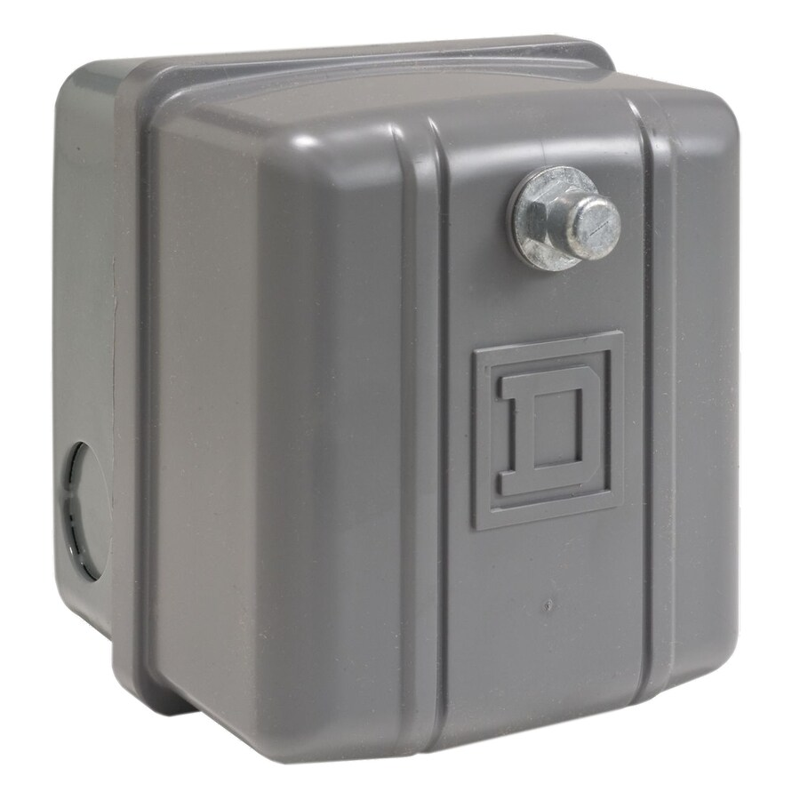 Square D Plastic Exterior Pressure Switch