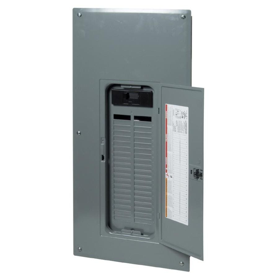 Square D 40-Circuit 40-Space 200-Amp Main Breaker Load Center