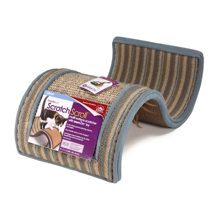 SmartyKat Sisal Multi-Level Scratcher