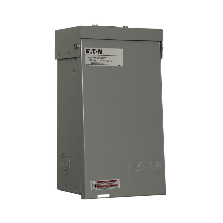 Eaton 50-Amp Non-Fusible Metallic Spa