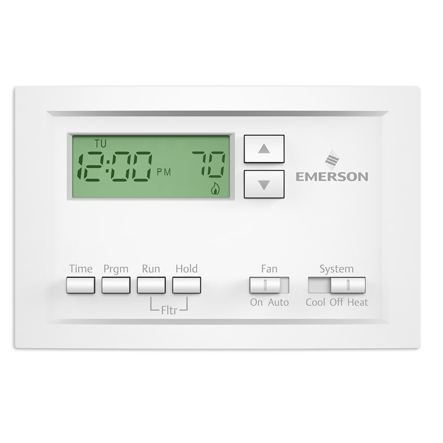 Emerson 5-1-1 Day Programmable Thermostat