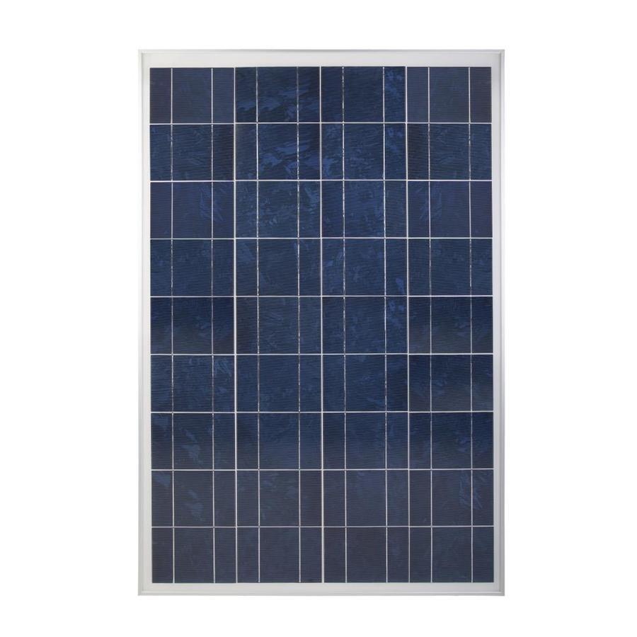 Coleman 26.57-in x 40.67-in x 1.378-in 100-Watt Portable Solar Panel