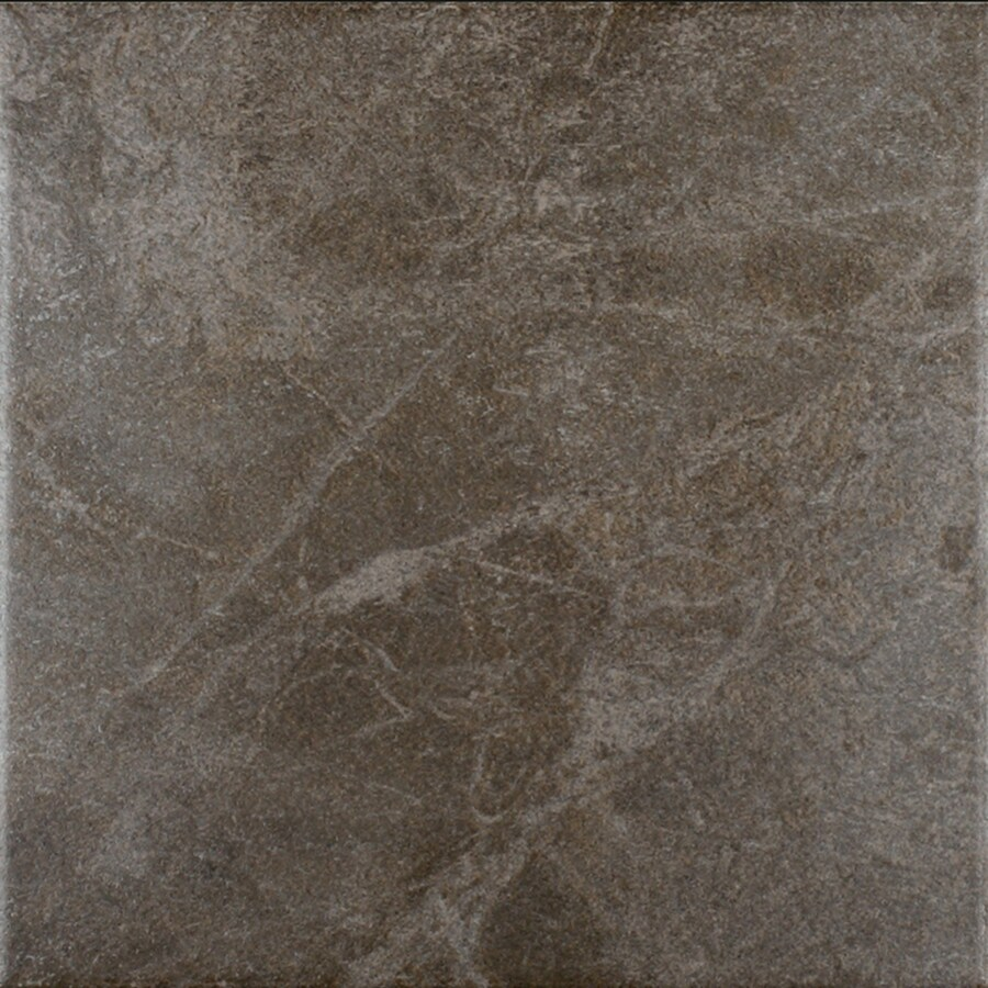FLOORS 2000 Oriente 6-Pack Jade Porcelain Floor and Wall Tile (Common: 18-in x 18-in; Actual: 17.75-in x 17.75-in)