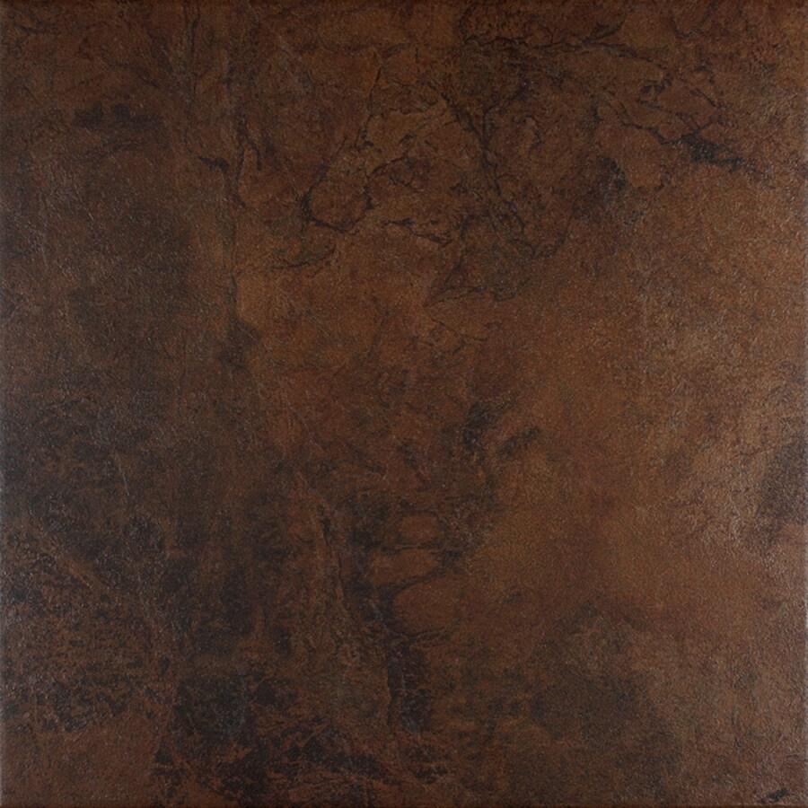 FLOORS 2000 Oriente 6-Pack Topazio Porcelain Floor and Wall Tile (Common: 18-in x 18-in; Actual: 17.75-in x 17.75-in)
