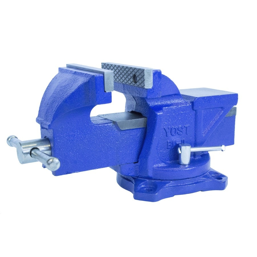 Yost 4-in Cast Iron Vise