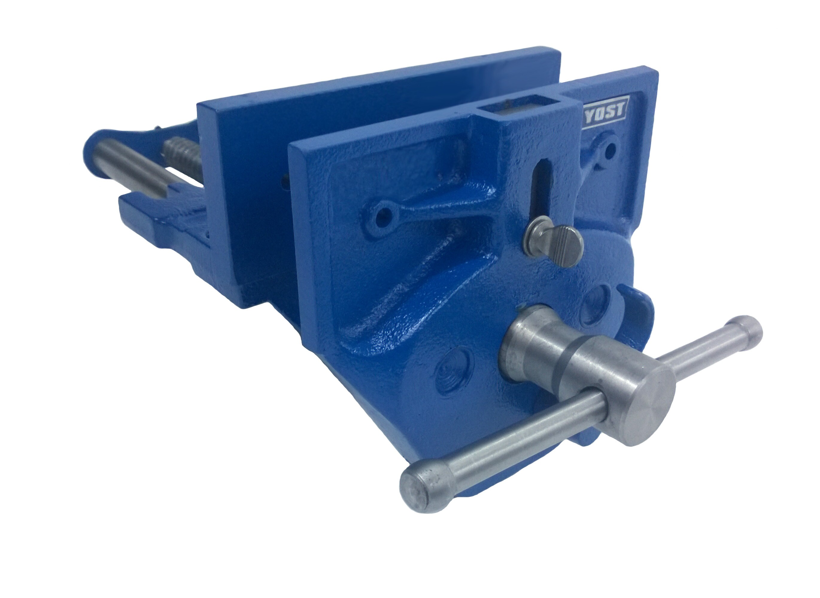Yost 7-in Cast Iron Vise