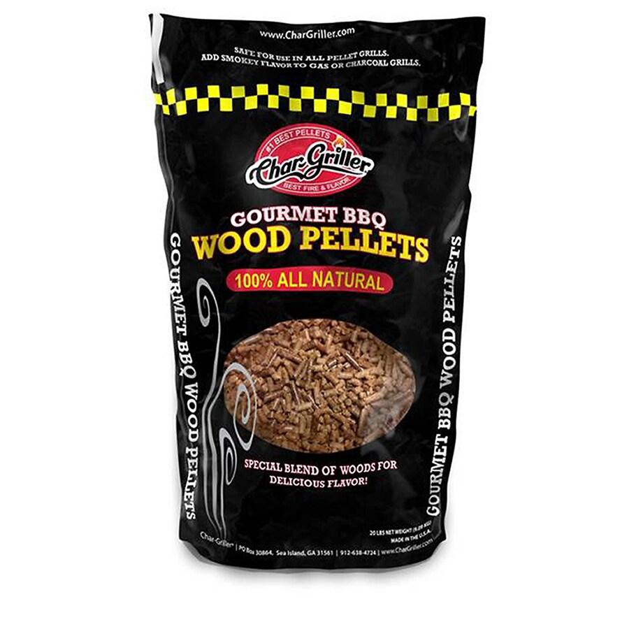 Char-Griller 20-lb BBQ Wood Pellets