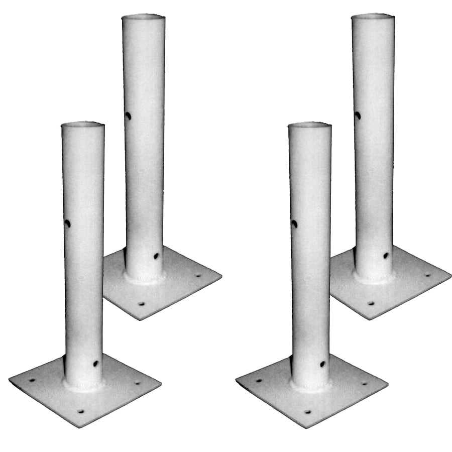 Americana Building Products Heavy-Duty Mounting Brackets (Set of 4)