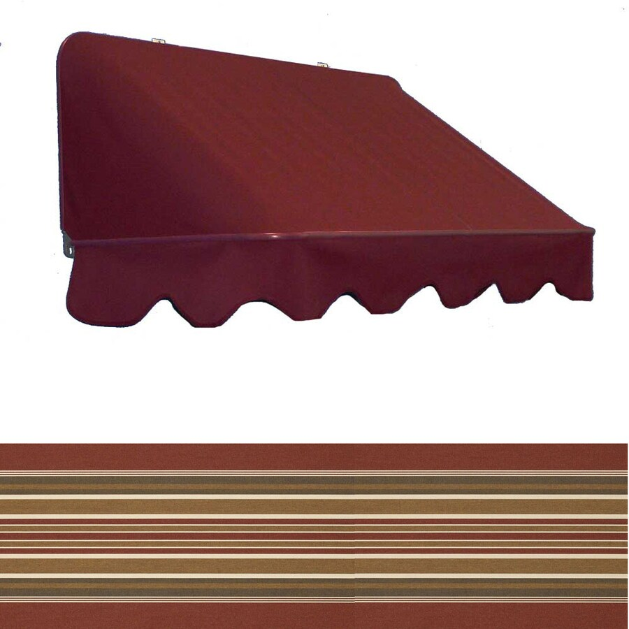 Aluminum Window Awnings Lowe S : Window awnings lowes images shop americana building