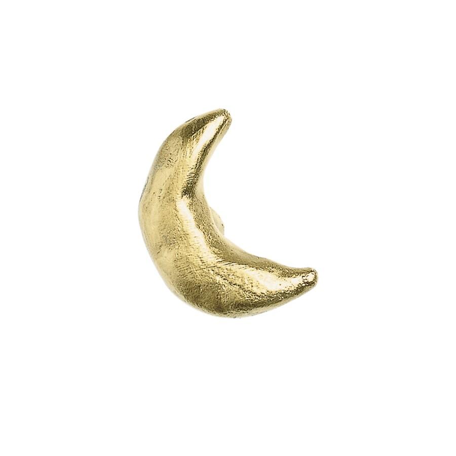 Michael Aram Moon Natural Bronze Novelty Cabinet Knob