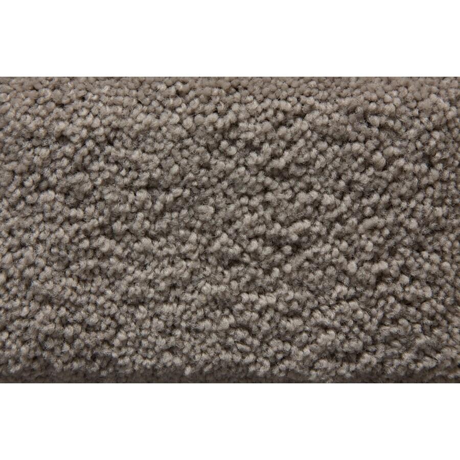 STAINMASTER Active Family Savoy Gunmetal Saxony Indoor Carpet