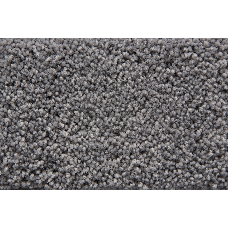 STAINMASTER Active Family Savoy Nebulous Saxony Indoor Carpet