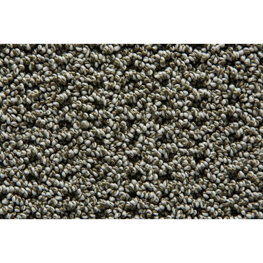 STAINMASTER TruSoft Compassion Shamrock Pattern Indoor Carpet