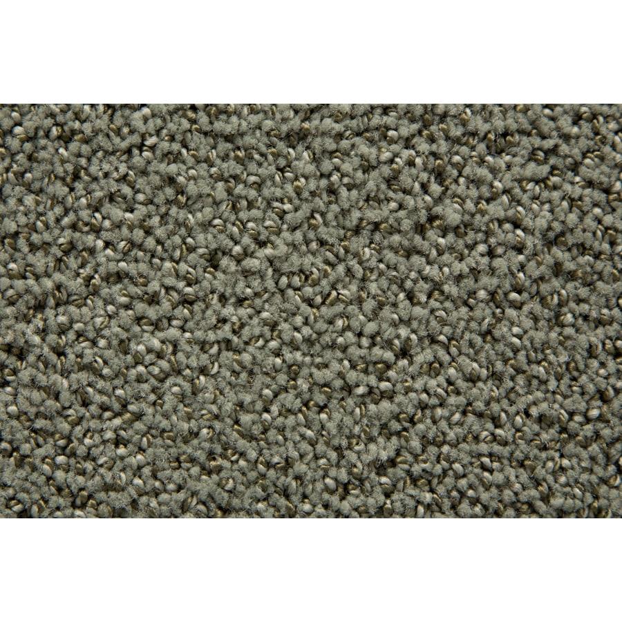 STAINMASTER TruSoft Mysterious Eucalyptus Pattern Indoor Carpet