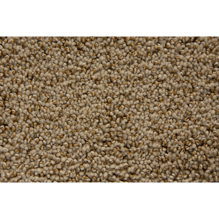 STAINMASTER TruSoft Mixology Blonde Pattern Indoor Carpet