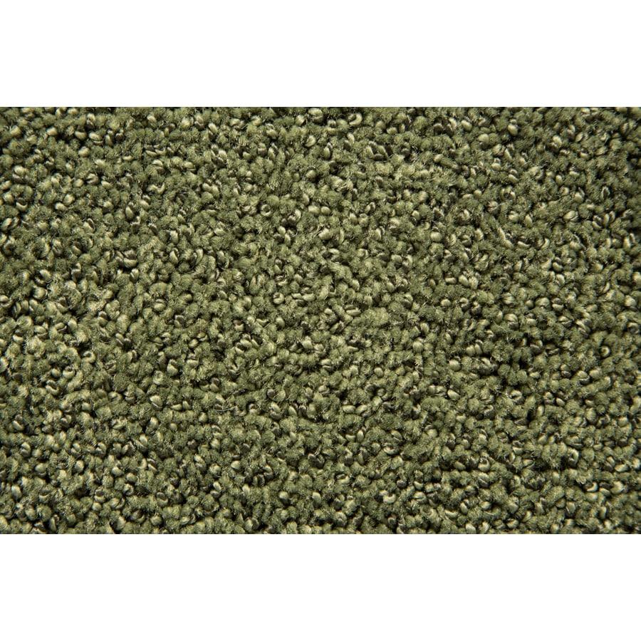 STAINMASTER TruSoft Mixology Verdant Pattern Indoor Carpet