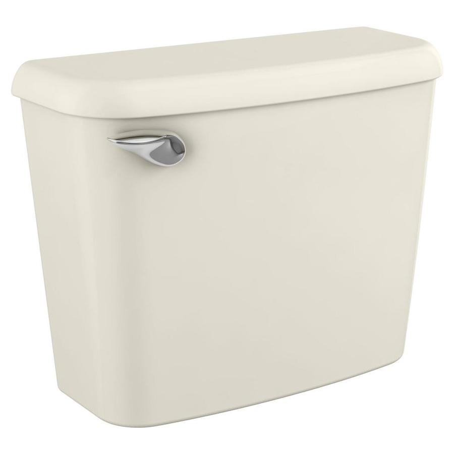 American Standard Colony Linen 1.6-GPF (6.06-LPF) 10-in Rough-In Single-Flush Toilet Tank