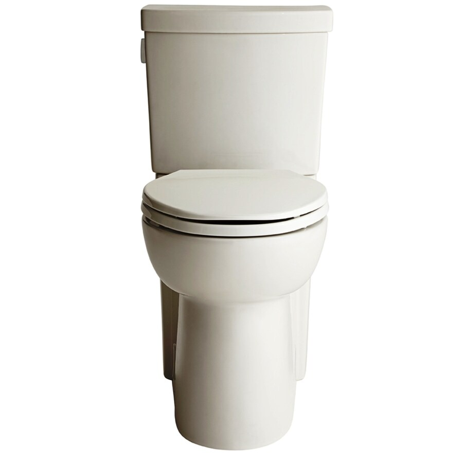 American Standard Clean Activate White 1.28-GPF (4.85-LPF) 12 Rough-In WaterSense Elongated Touchless-Flush 2-Piece Chair Height Toilet