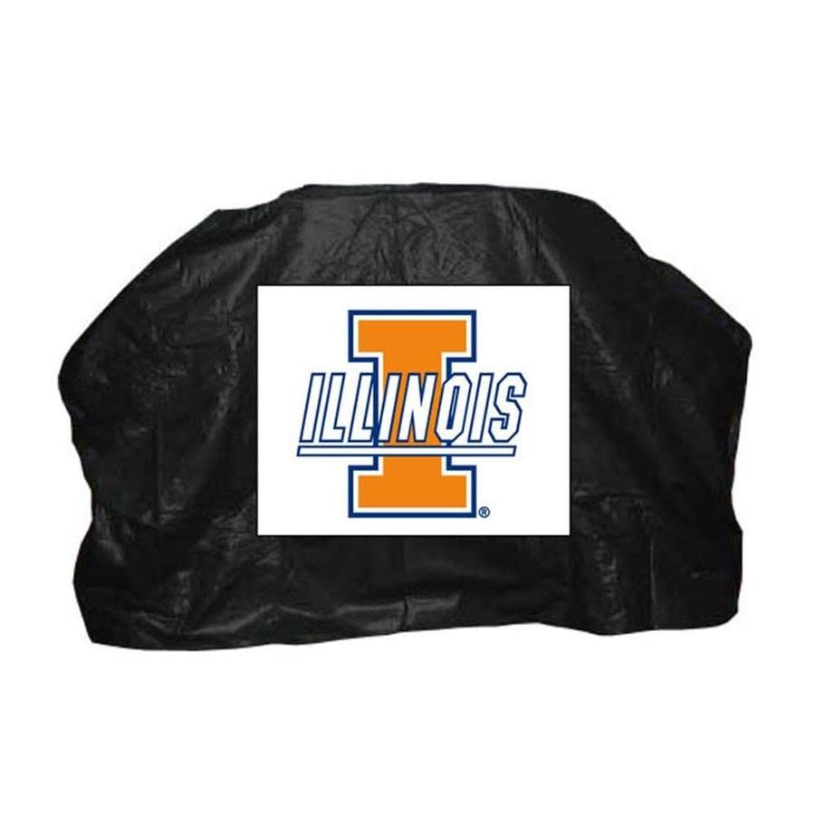 Seasonal Designs, Inc. Illinois Fighting Illini Vinyl 59-in Cover