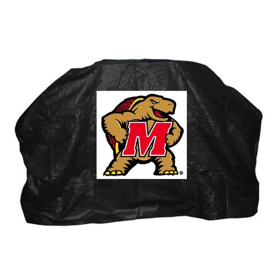 Seasonal Designs, Inc. Maryland Terrapins Vinyl 59-in Cover