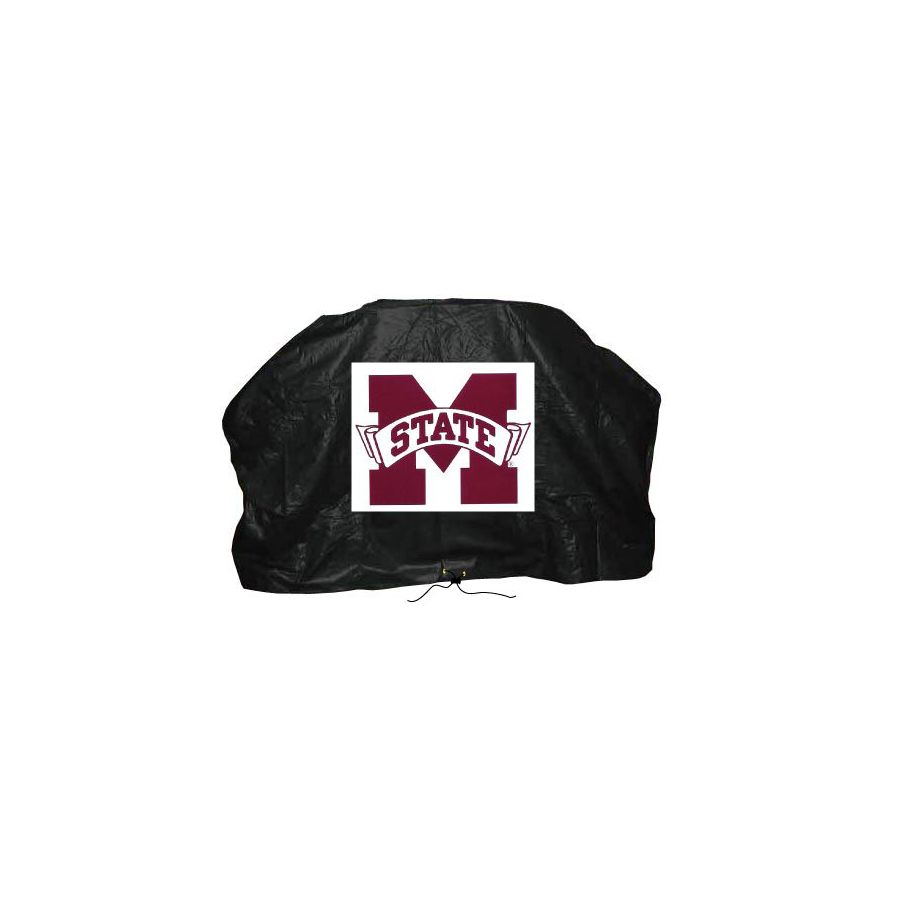 Seasonal Designs, Inc. Mississippi State Bulldogs Vinyl 59-in Cover
