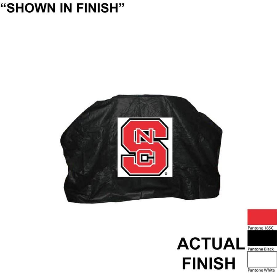 Seasonal Designs, Inc. North Carolina State Wolfpack Vinyl 68-in Cover