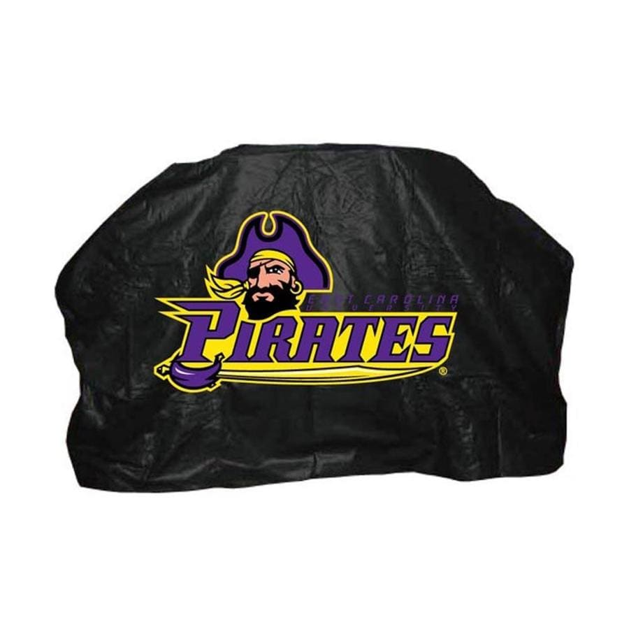 Seasonal Designs, Inc. East Carolina Pirates Vinyl 68-in Cover
