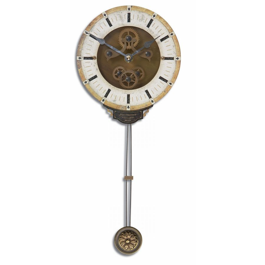 Global Direct Analog Round Indoor Wall Clock