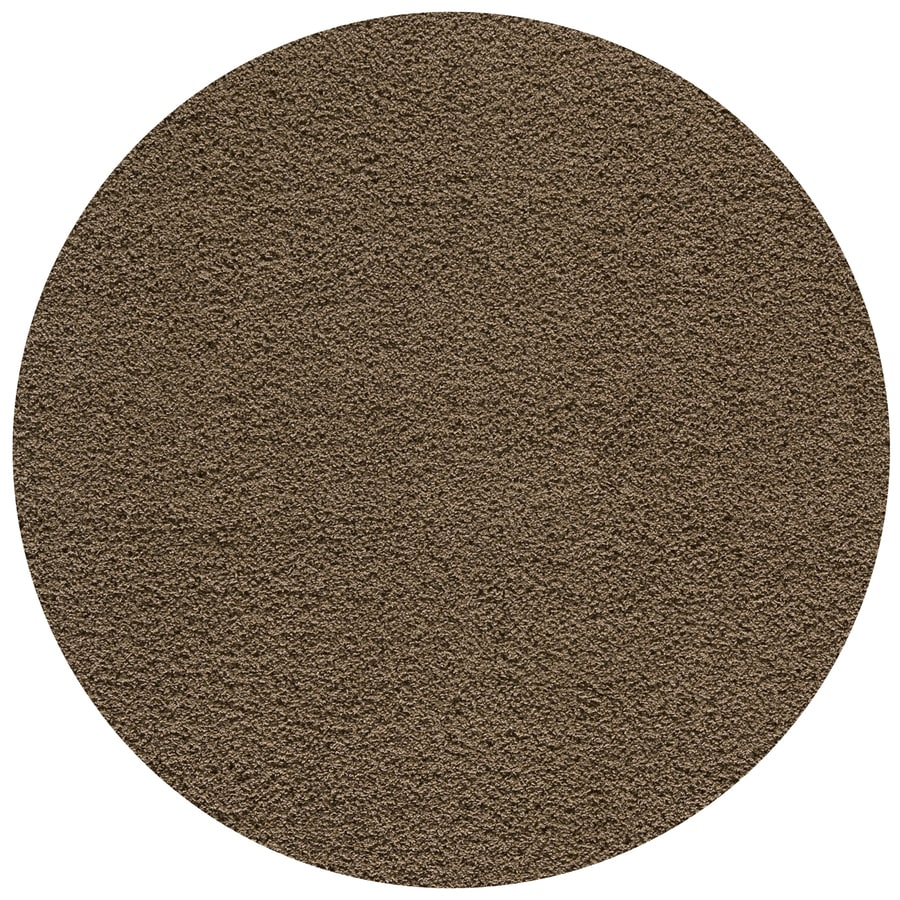 Shop Rugs America Vero Beach Chocolate Round Indoor Woven Area Rug Actual 6