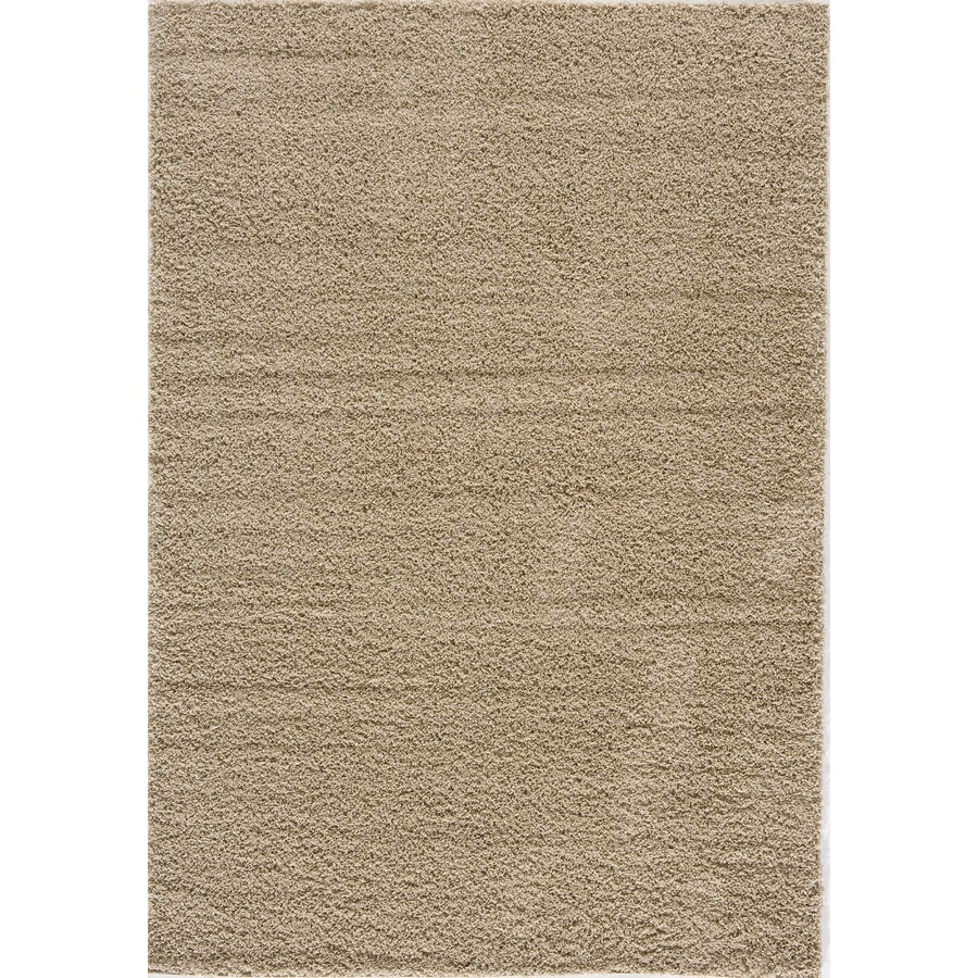 Rugs America Vero Beach Brown Woven Runner (Common: 2-ft x 8-ft; Actual: 2.583-ft x 8.166-ft)