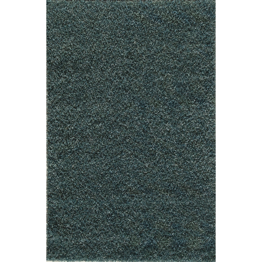 Rugs America Cambria Expo Green Rectangular Indoor Tufted Area Rug (Common: 7 x 9; Actual: 84-in W x 108-in L)