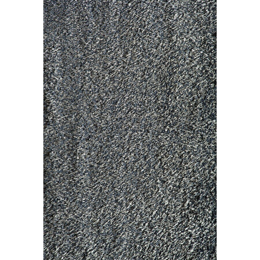 Rugs America Miami Blue Rectangular Indoor Woven Throw Rug (Common: 2 x 3; Actual: 24-in W x 35-in L)