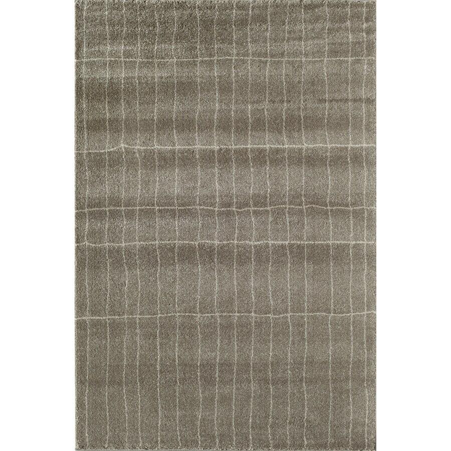Rugs America Tangier Tan Rectangular Indoor Woven Area Rug (Common: 5 x 8; Actual: 63-in W x 94-in L)